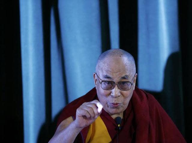 Tibetan spiritual leader, the Dalai Lama.