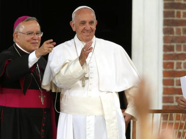 Pope Francis,Philadelphia visit,US Catholic church sexual abuse scandal