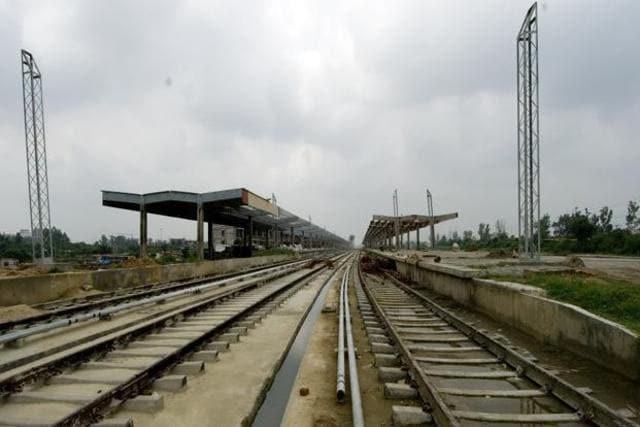 Double tracks,Railways,Ambala-Chd