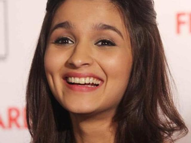 What is Alia Bhatt most thrilled about these days? Her weight loss.
