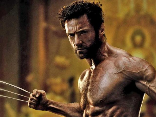 A still from Wolverine.