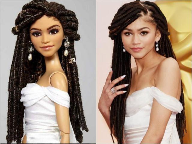Zendaya,Barbie,Doll