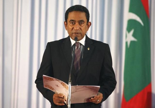 Maldives President Abdulla Yameen,Speedboat explosion,Mohamed Hussain Shareef