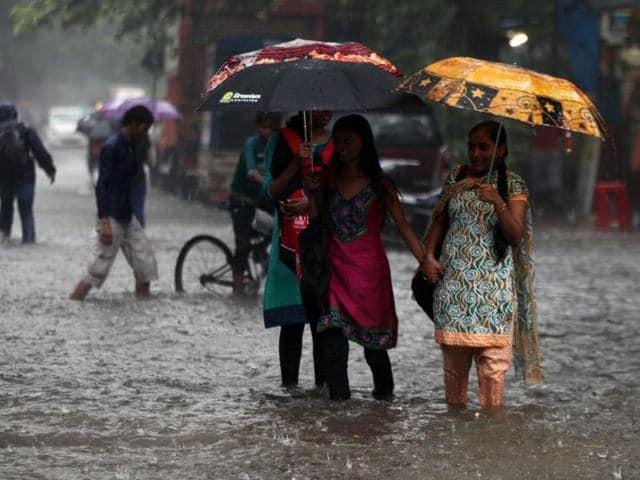 Mumbai rains,Monsoon,Rain deficit