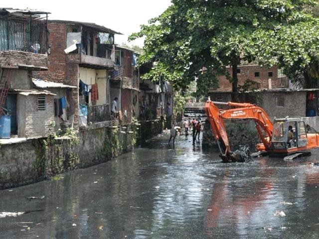 Mumbai drains