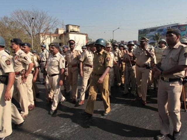 Contractor killed in Mumbai