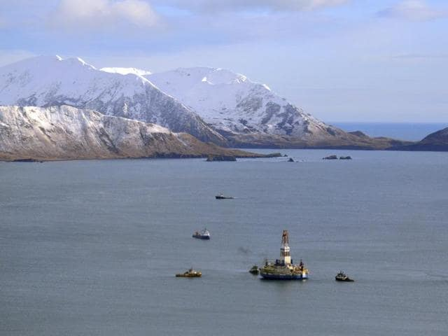 Royal Dutch Shell,Alaskan offshore oil,Shell in Alaska
