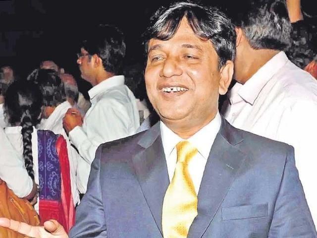 Saradha Group founder, Sudipta Sen