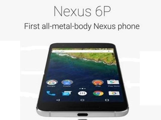 Google Nexus,Nexus 6P,Nexus 5X