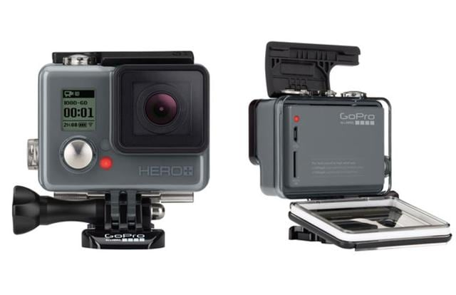 GoPro,Hero+,Action camera