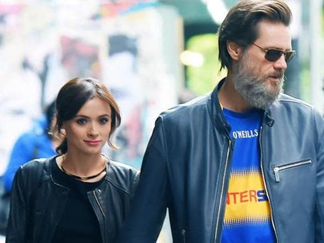 53-year-old Jim Carrey was reportedly dating 28-year-old Cathriona White from a past few months.