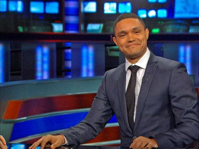 Trevor Noah,Daily Show,The Daily Show