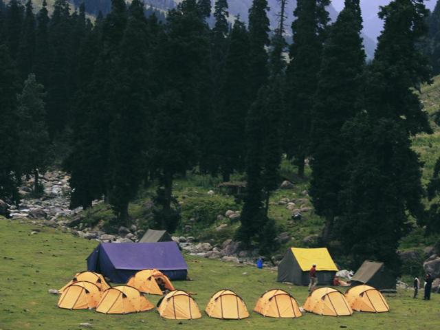These pictures from a solo trek in Kashmir will leave you envious