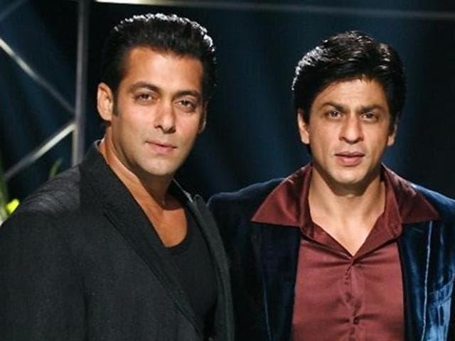 Salman Khan,Bigg Boss 9,Shah Rukh Khan