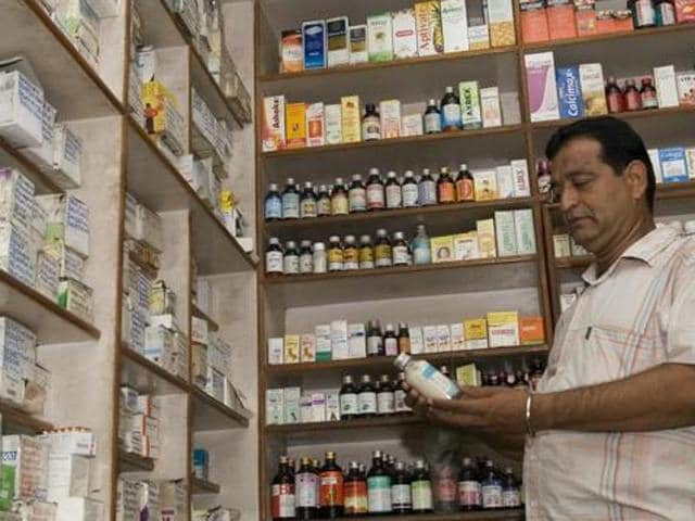 Pathankot,All India Organisation,Chemists