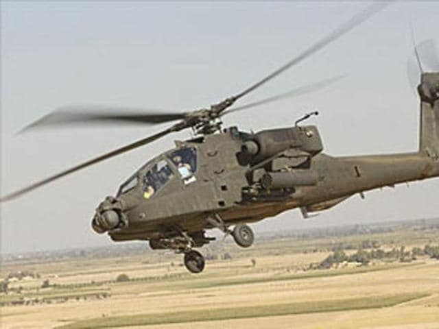 India has signed a deal with the US to acquire 22 Boeing AH-64 Apache attack helicopters.ache