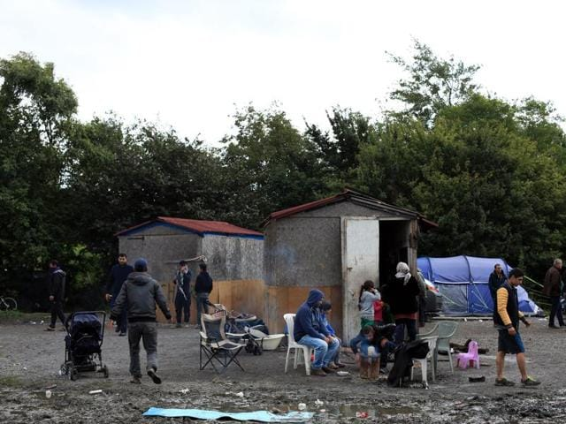 Teteghem,Europe's migrant crisis,French migrants