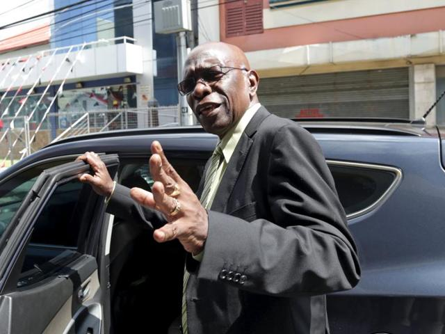 File photo of former Fifa vice-president Jack Warner.
