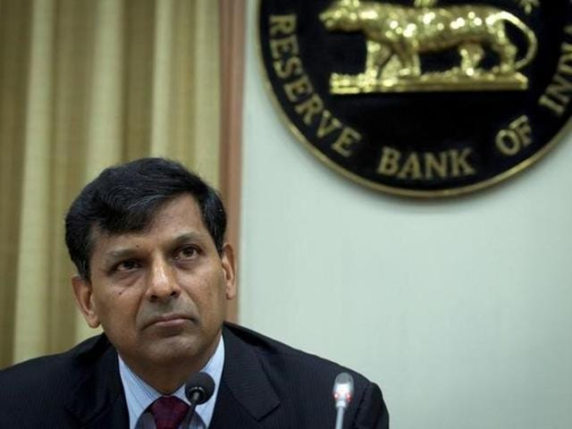 File photo of RBI Governor Raghuram Rajan.  He will come out with the fourth bi-monthly monetary policy of the currenct fiscal on September 29, 2015.