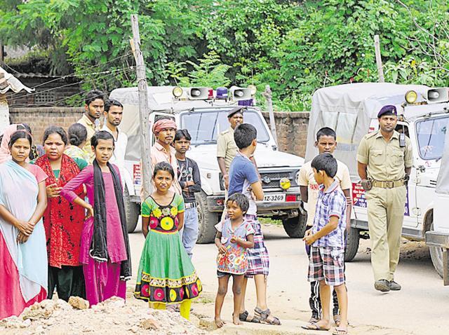 Communal clash,Jharkhand,Ranchi