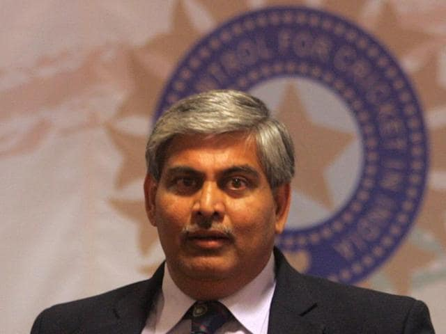 File photo of Shahshank Manohar, who is reportedly the consensus candidate to be the next President of the Board of Control for Cricket in India (BCCI) .
