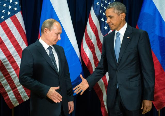 Russian president Vladimir Putin and US president Barack Obama clashed during last week's UN summit over how to deal with the Syrian Civil war, and how to tackled IS.