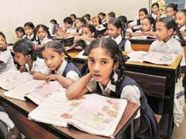 The state education department has notified the new winter timings in all government, aided and recognised schools with effect from October 1, 2015.
