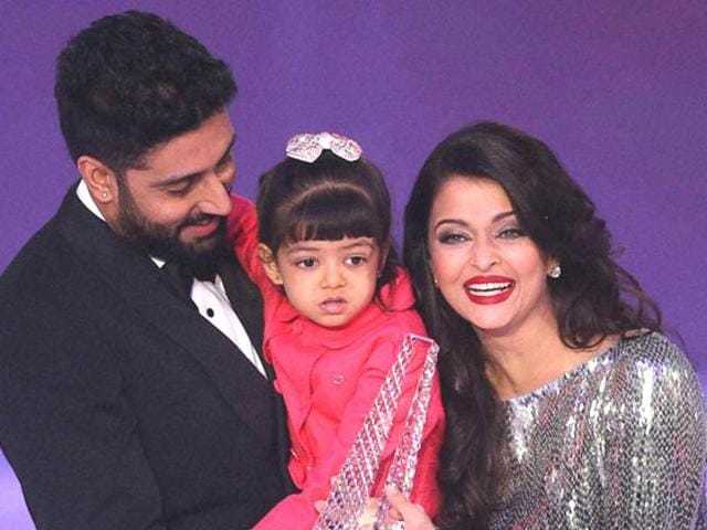Aishwarya Rai Bachchan,Aaradhya,Jazbaa