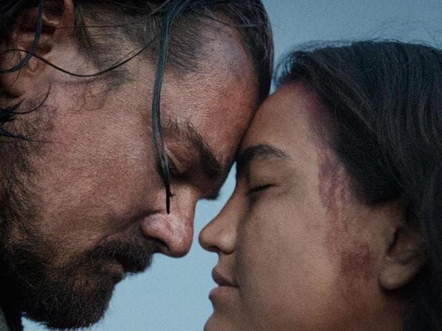 The Revenant,The Revenant trailer,Leonardo DiCaprio