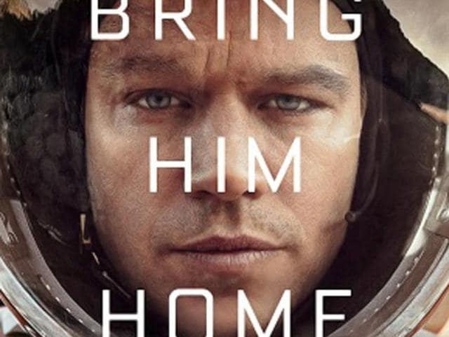 The Martian,The Martian Matt Damon,Matt Damon