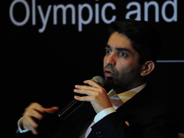 Abhinav Bindra,Rio Olympics,National Rifle Association of India