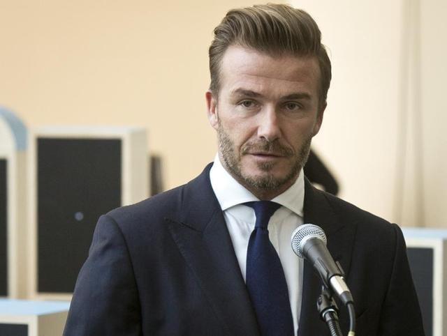 David Beckham,Brand Beckham,Queen Elizabeth