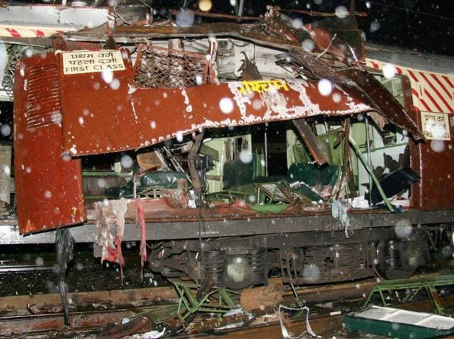 Mumbai train blasts