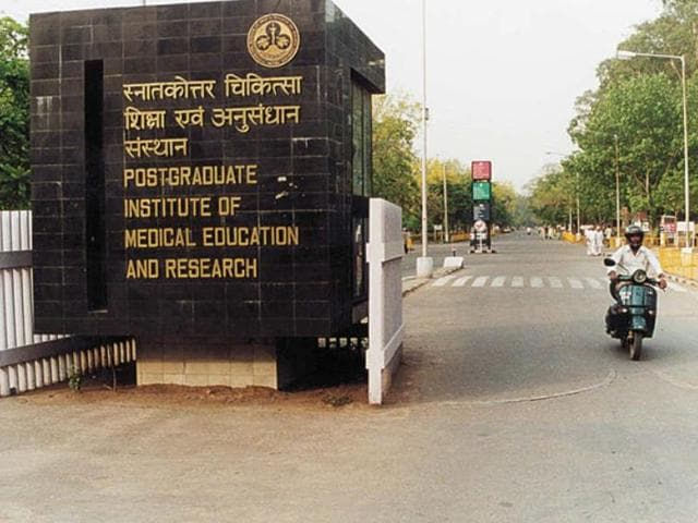Post Graduate Institute of Medical Education and Research (PGIMER), Chandigarh
