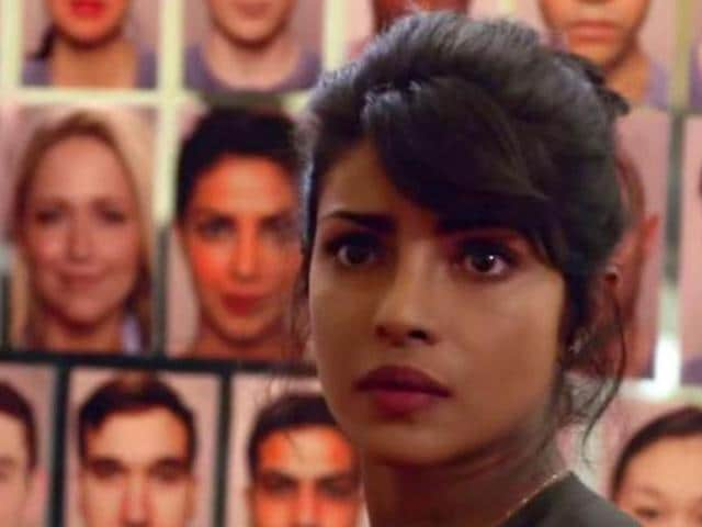 Priyanka Chopra has to find out the person behind the blast as she has been wrongly blamed for a terrorist attack in TV show Quantico.