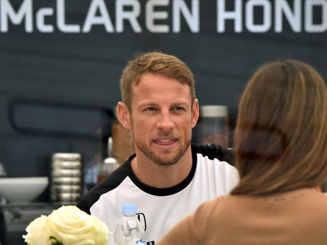 Jenson Button,Retirement,Meclaren