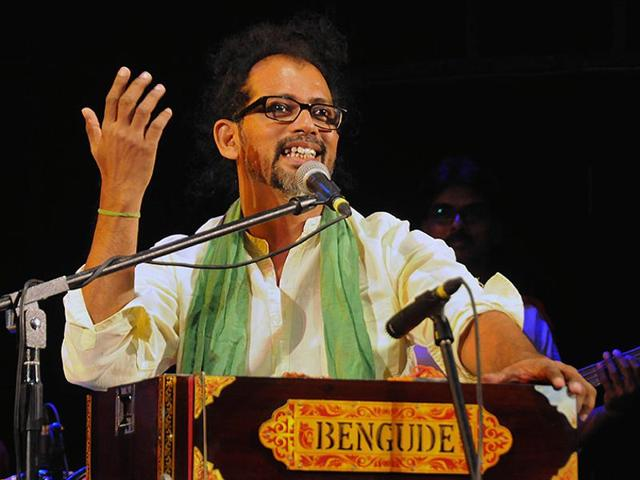 Kerala singer Shahabaz Aman is popular for his brand of music--Malayalam Sufi Rock.