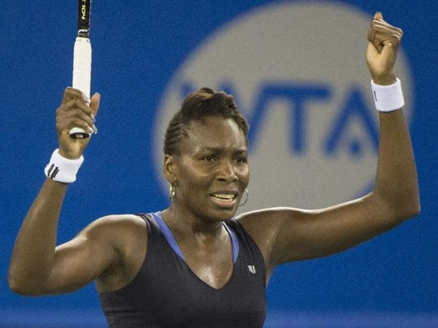 Wuhan Open,Venus Williams,Roberta Vinci