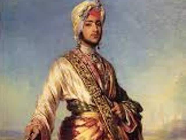 London,Maharaja Duleep,Sikh Empire