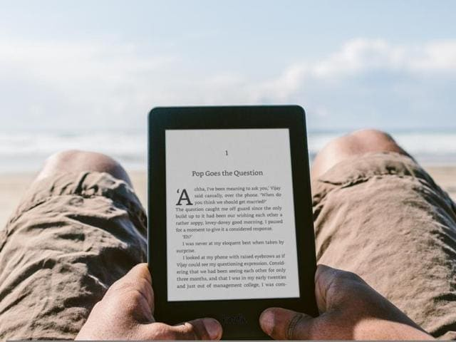 Kindle Paperwhite is a good buy if you are looking to pick your first e-reader