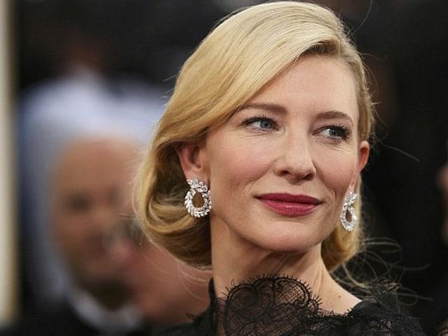 Cate Blanchett,Shabana Azmi,Tina Brown