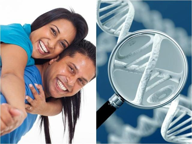 Couples,Indian,Genes