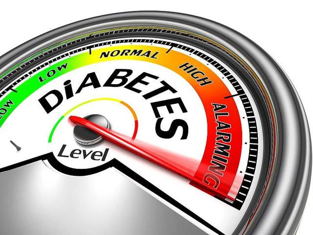 Diabetes is a condition where the body can't maintain the right amount of glucose in the blood. When you eat rice, it breaks down more slowly to glucose and can therefore ensure sugar is more evenly released over time, rather than all at once.
