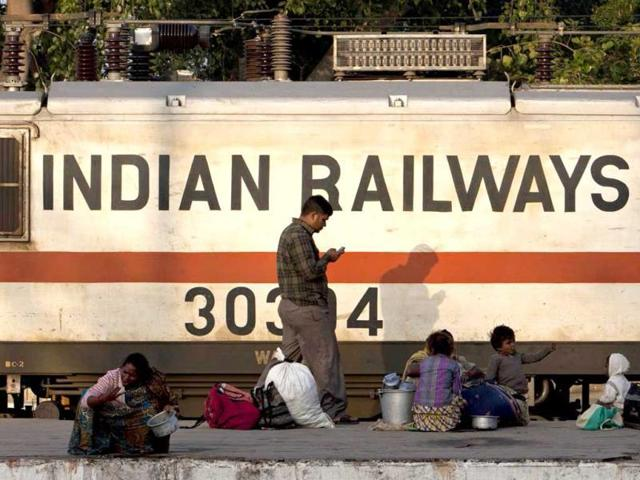Indian Railways has been a lifeline for 23 million Indians every day. (AFP Photo)