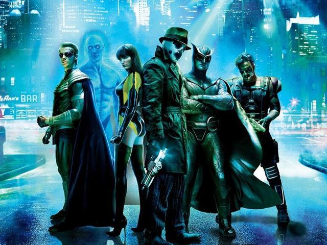 Zack Snyder,Watchmen,TV