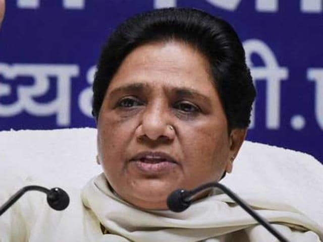 Mayawati has accused the NDA government of political vendetta.