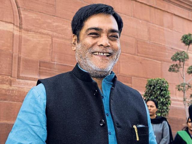 Ram Kripal Yadav, Union minister