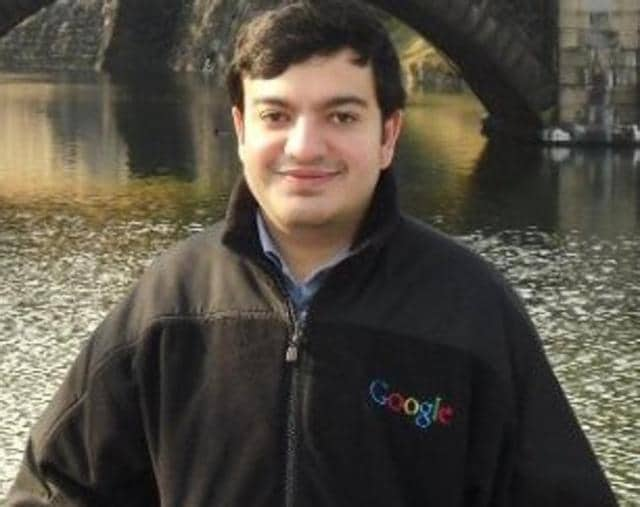 Google,Sanmay Ved,Hotmail