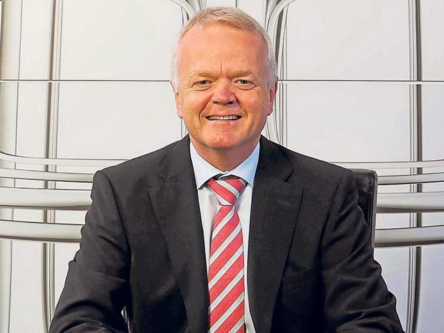 Philipp von Sahr, President, BMW India