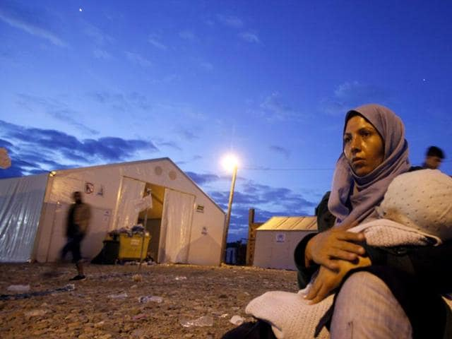 Migrant Crisis,Europe,Migrants in refrigated truck